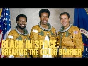 "<b>  ""BLACK IN SPACE: BREAKING THE COLOR BARRIER"" DEBUTS ON THE SMITHSONIAN CHANNEL FEB. 24</b>"