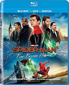 Spider-Man: Far From Home <b> (Oct.1) </b>